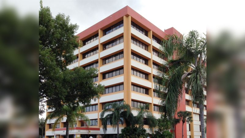 Doral Court - 8600 Building - Office - Lease