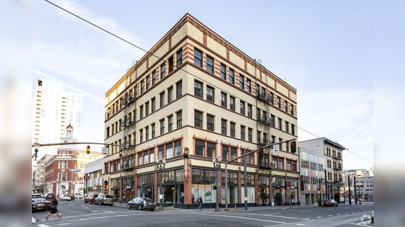 West End Building - Office - Lease