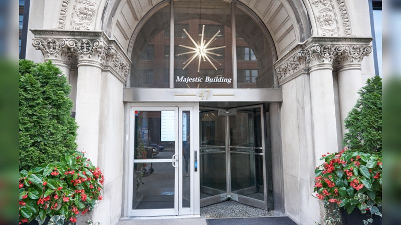 The Majestic Building - Office - Lease