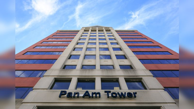 Pan Am Tower - Office - Lease