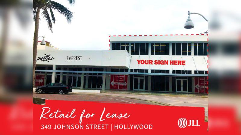 349 Johnson Street - Retail - Lease