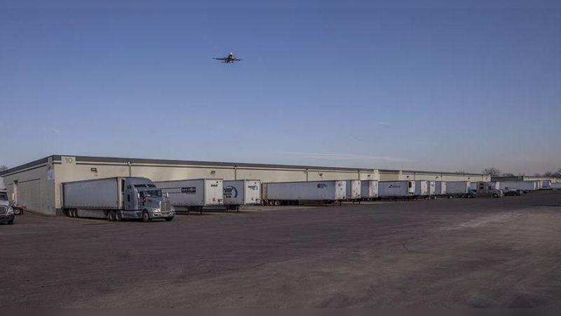 Airport Park Bldg 2 - Industrial - Lease