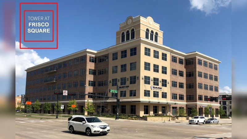 The Tower at Frisco Square - Office, Retail - Lease