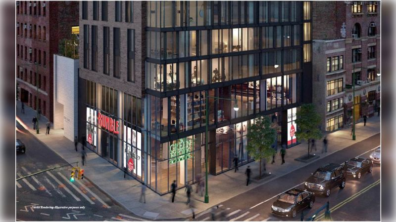 117 Livingston Street - Retail - Lease