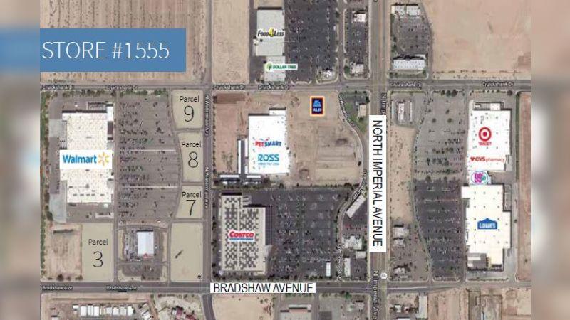 Walmart | El Centro Excess land - Retail - Sale