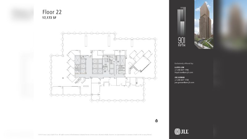 901 5th Avenue - Office - Lease