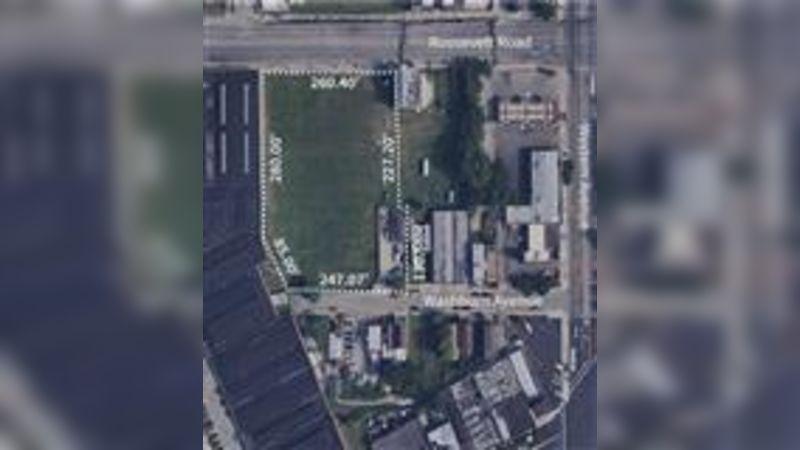 2447 W Roosevelt Road - Land - Sale
