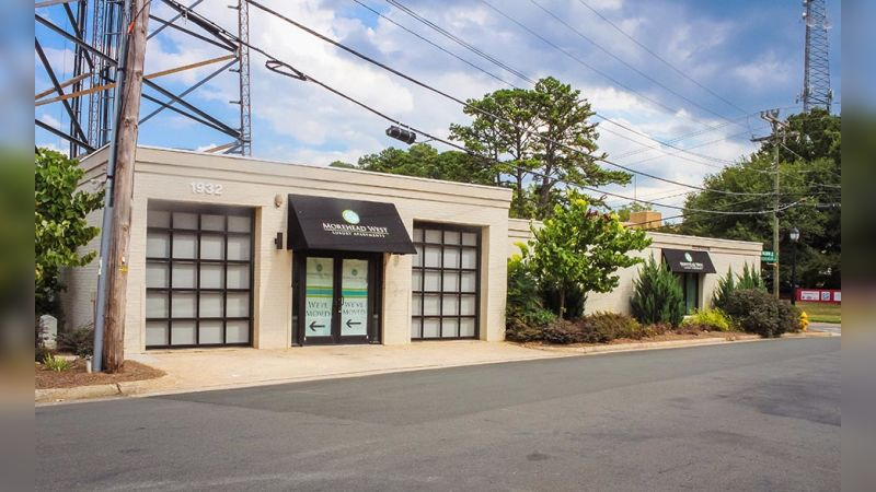 1932 West Morehead Street - Office - Lease