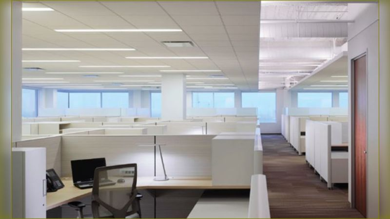 Windy Point II - Office - Sublease