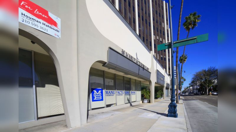 9777 Wilshire Blvd - Retail - Lease