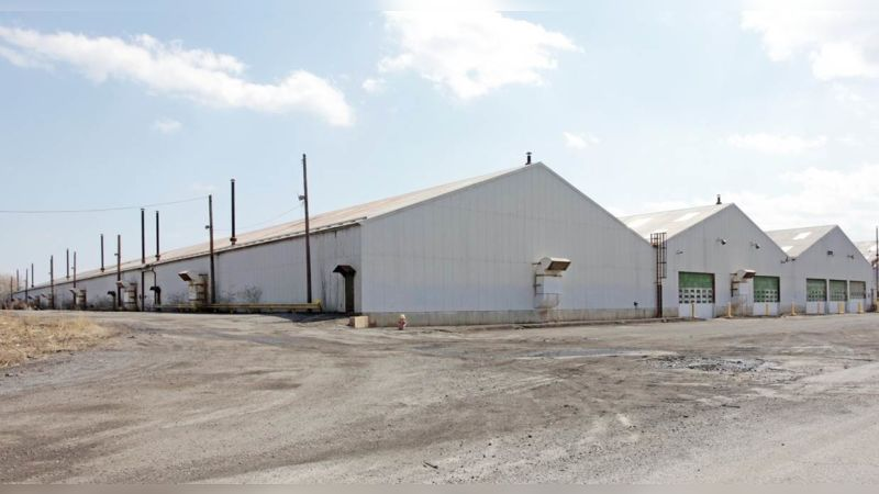 Sparrows Point - Cold Mill Building - Industrial - Lease
