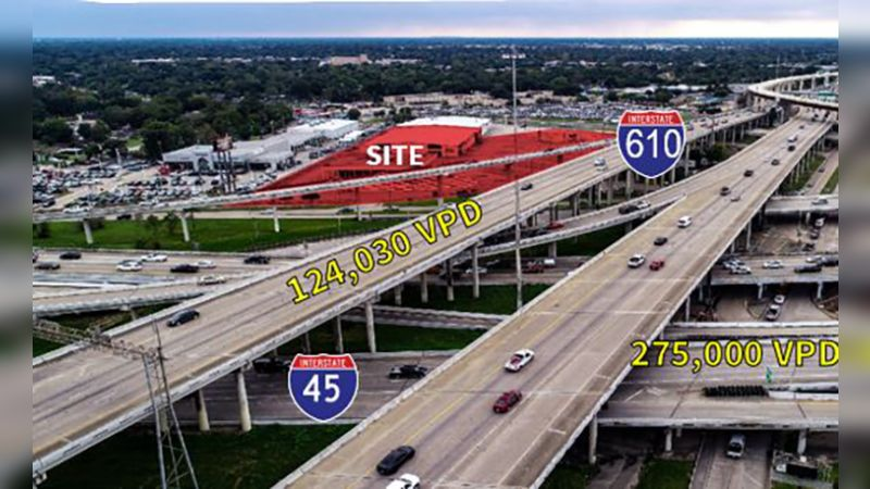7200 Gulf Freeway - Retail - Sale