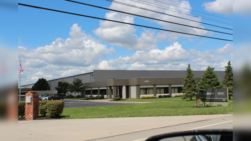 8695 Seward Rd - Industrial - Lease, Sale