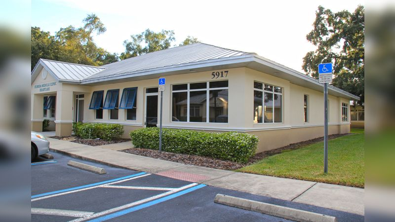 5917 Webb Road - Office - Sublease