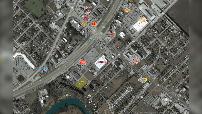 New Braunfels Land - Retail - Sale