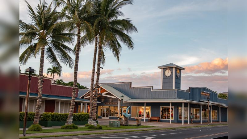 The Outlets of Maui - Retail - Lease
