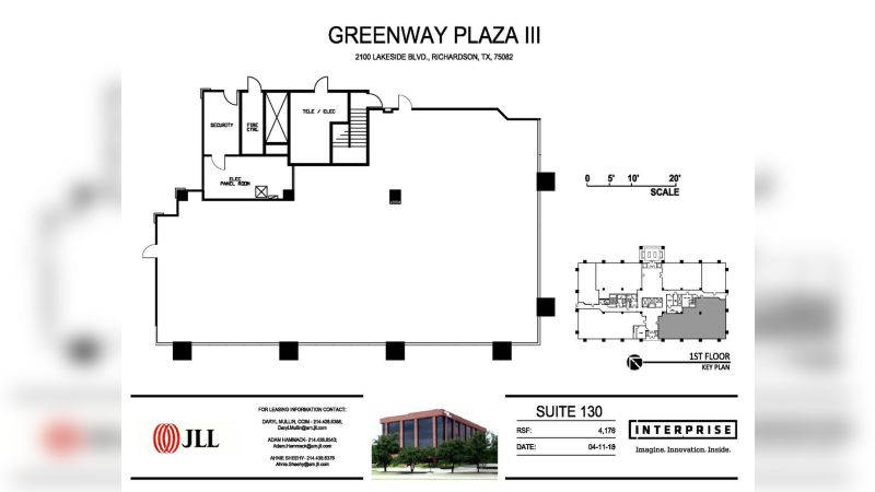 Greenway III - Office - Lease