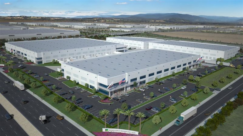 Brown Field Technology Park | South Bldg A - Industrial - Lease