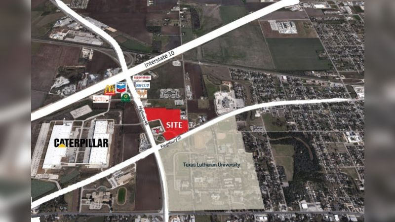 Land in Seguin - Retail - Sale