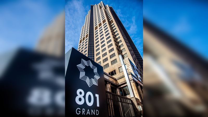 801 Grand - Office - Lease
