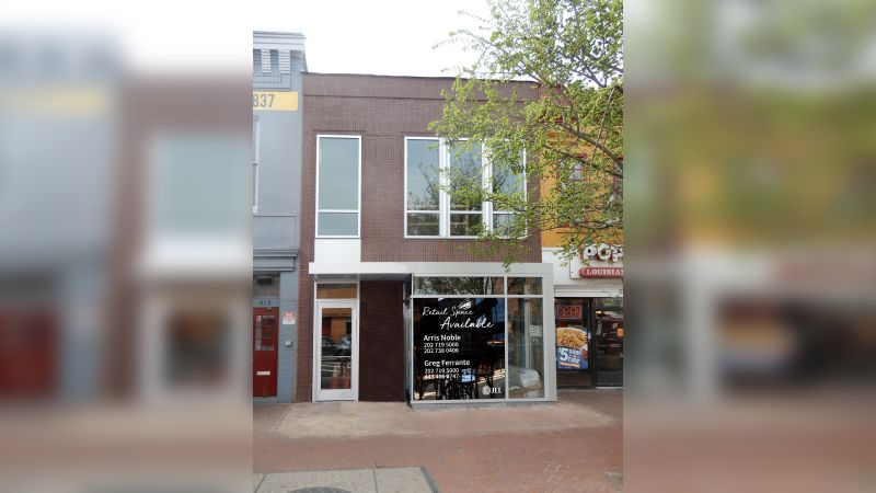 411 8th Street - Retail - Lease
