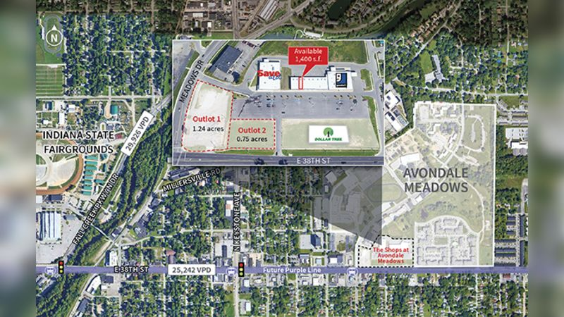 The Shops at Avondale Meadows - Land - Sale