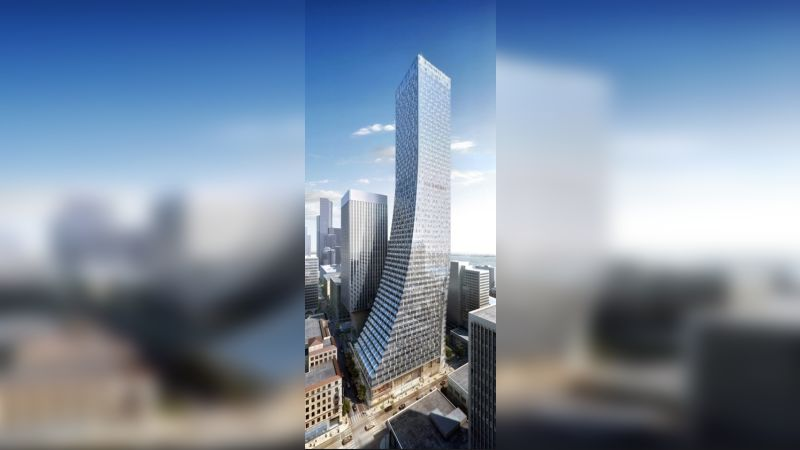 Rainier Square Development - Office - Sublease