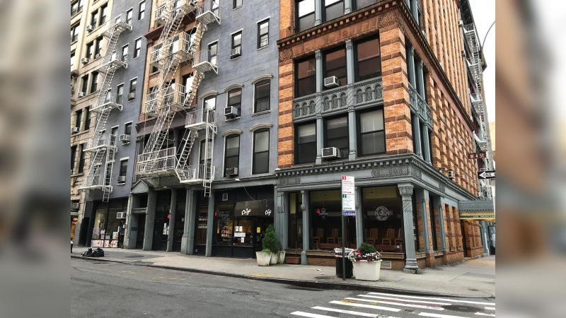 14 West 4th Street - Retail - Lease