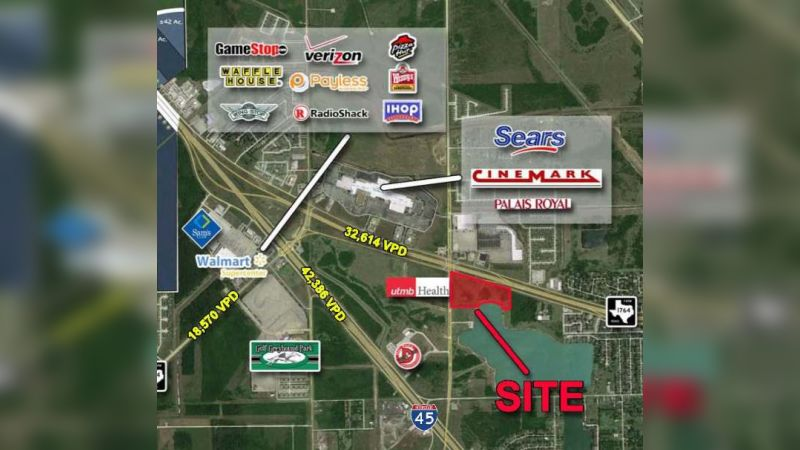 SEC FM 1764 and Century Blvd - Land - Sale