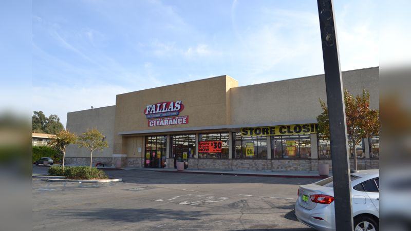 Baldwin Hills Shopping Center - Retail - Lease