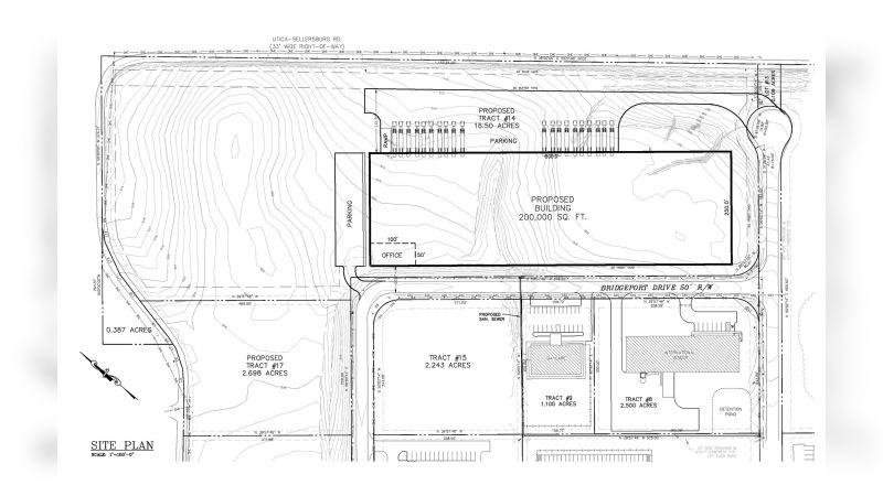 Bridgeport Business Centre Tract 14 - Land - Sale
