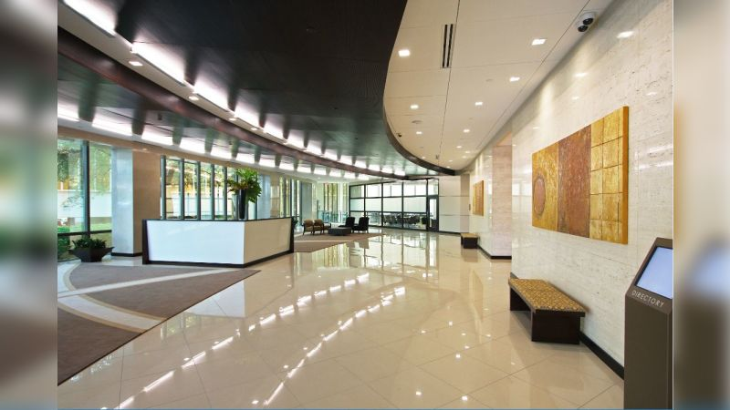 Campbell Centre III - North Mezzanine - Office - Lease
