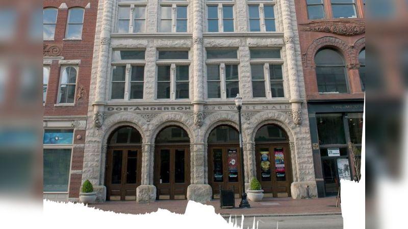 Doe Anderson Building - Office - Sublease