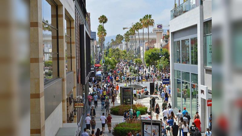 1202 Third Street Promenade - Retail - Lease