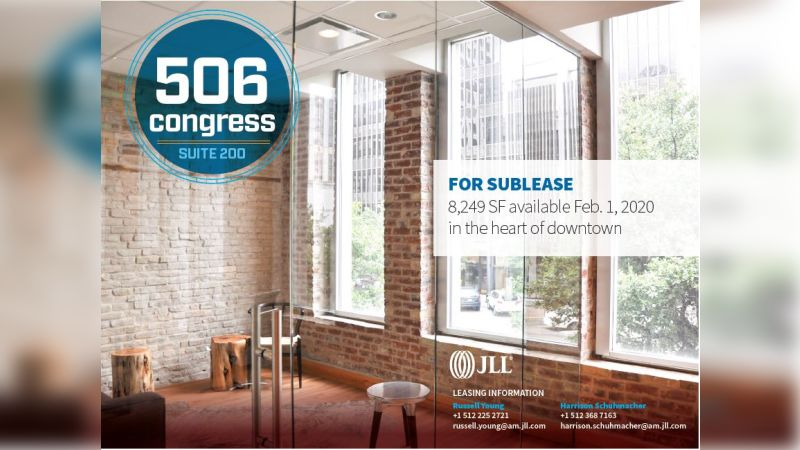 Yaring Building - Office - Sublease