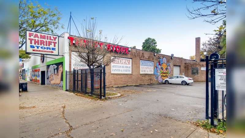 2160 N Milwaukee Avenue - Retail - Lease