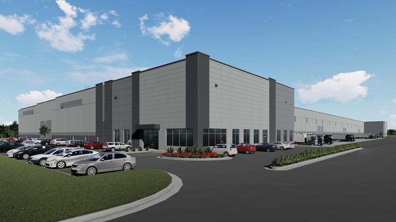 Last Mile Logistics Center - Industrial - Lease