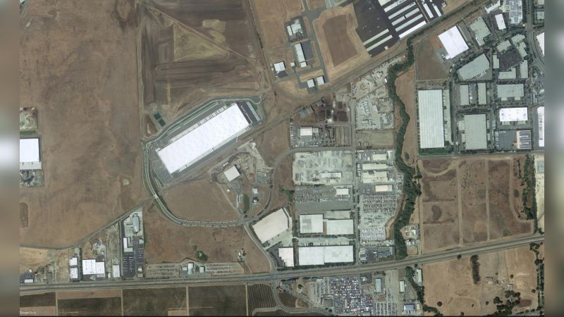 Napa Commerce Center Bldg B - Industrial - Lease