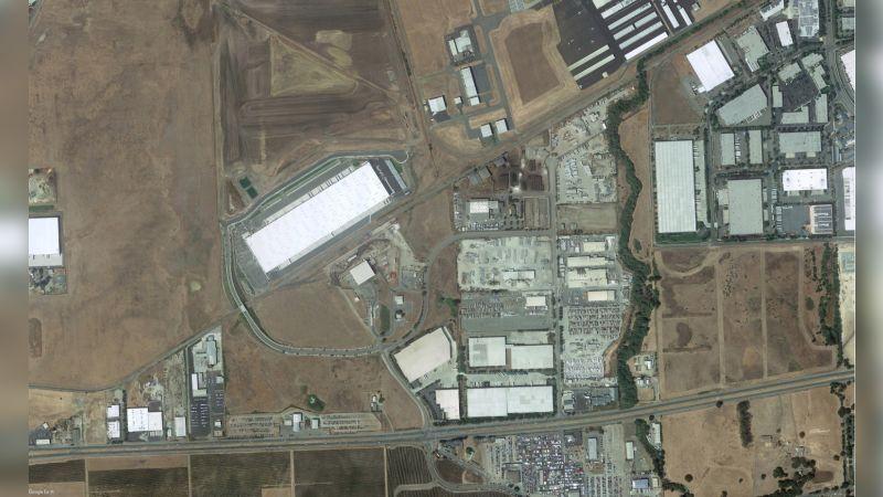 Napa Commerce Center Bldg G - Industrial - Lease