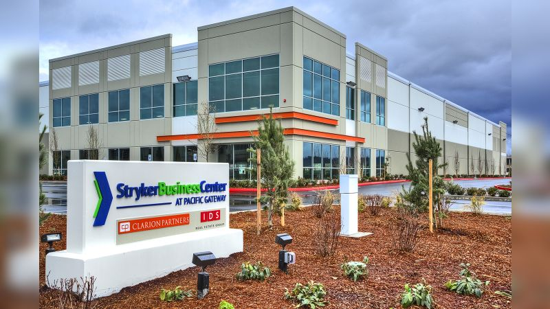 Stryker Business Center - Bldg 2 - Industrial - Lease