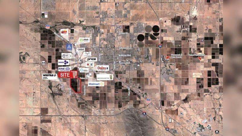 Central Arizona Commerce Park - Land - Sale