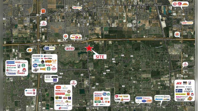 Beltway 8 and Cullen Blvd - Retail - Sale