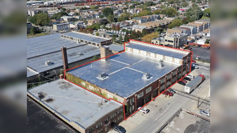 3333 W 47th St - Industrial - Sale