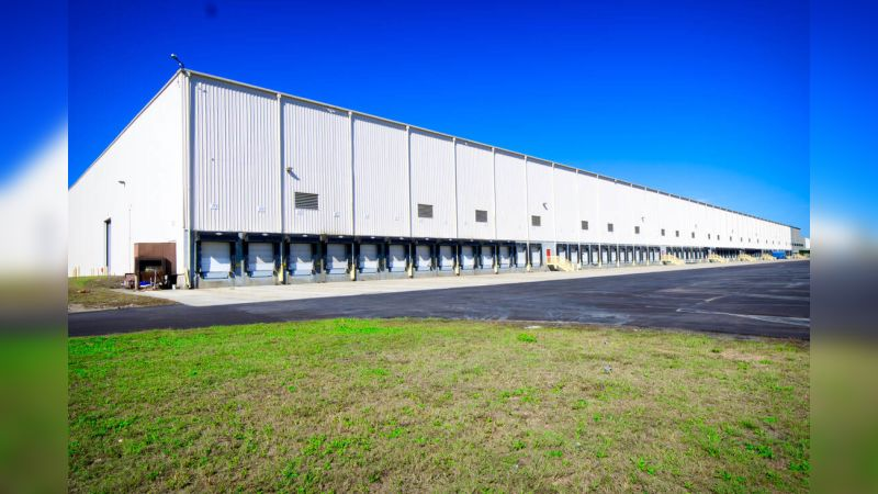 Platinum Distribution and Rail - Industrial - Lease