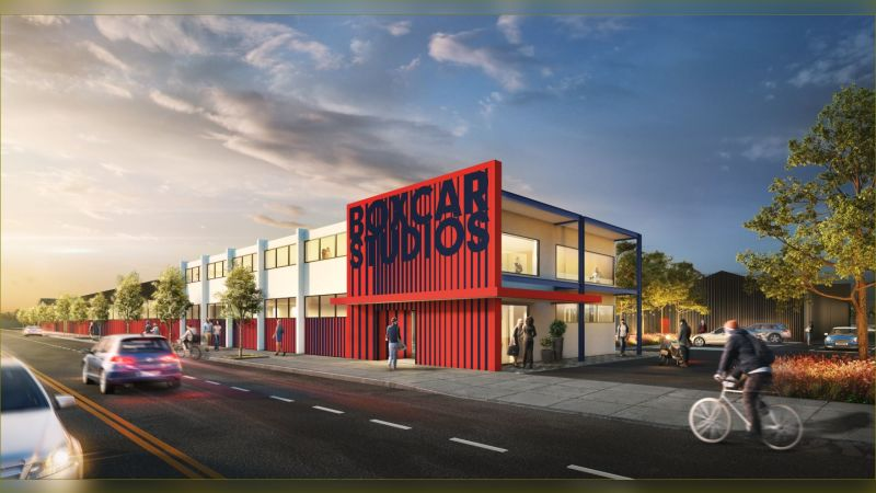 Boxcar Studios - Office - Lease