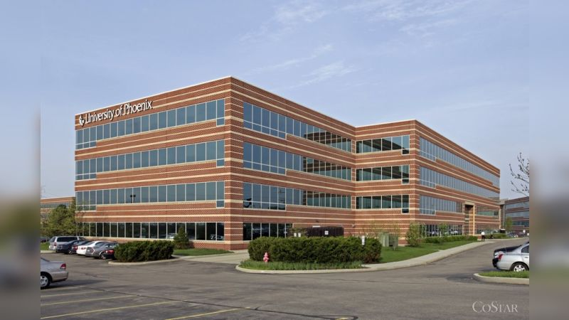 Centre Pointe II - Office - Lease