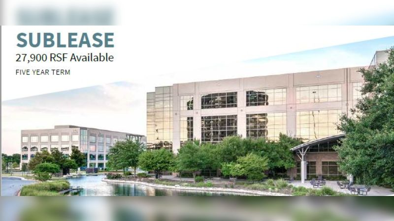 13785 Research Blvd - Office - Sublease