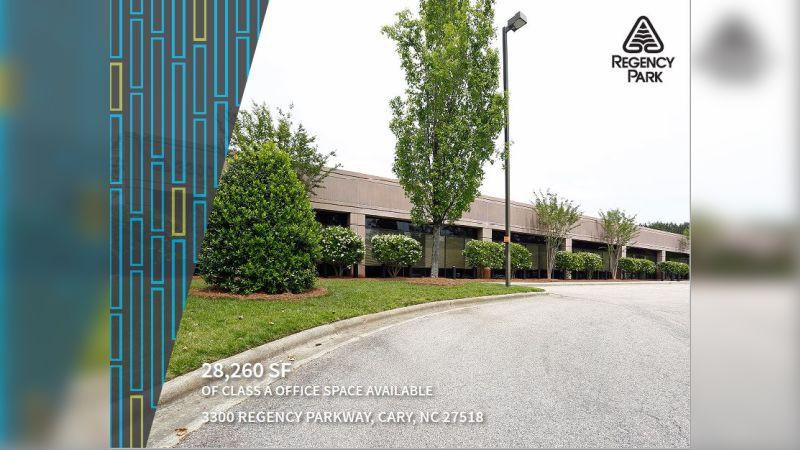 3300 Regency Pky - Office - Lease