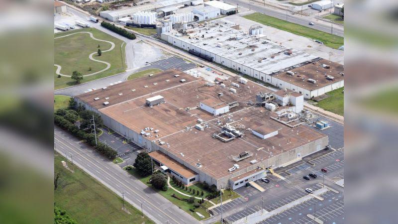 GSK Memphis Plant - Industrial - Sale