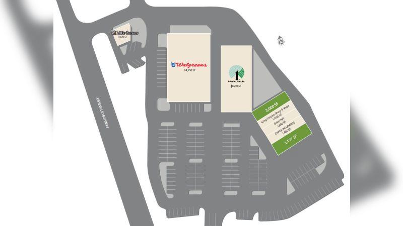 Chestnut Square - Retail - Lease